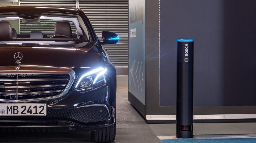 Autorizado el primer coche autónomo de nivel 4 en Alemania
