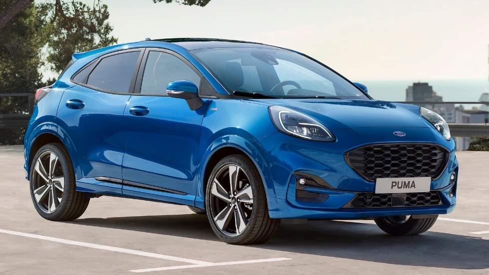 Ford Puma: primeros precios para Europa y más datos del nuevo SUV