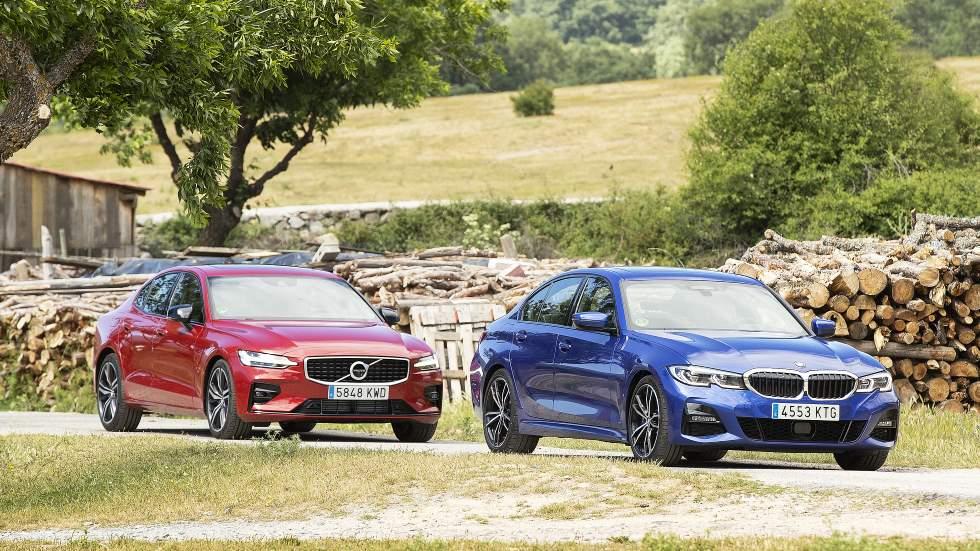 BMW 330i vs Volvo S60 T5: ¿qué berlina de gasolina es mejor?