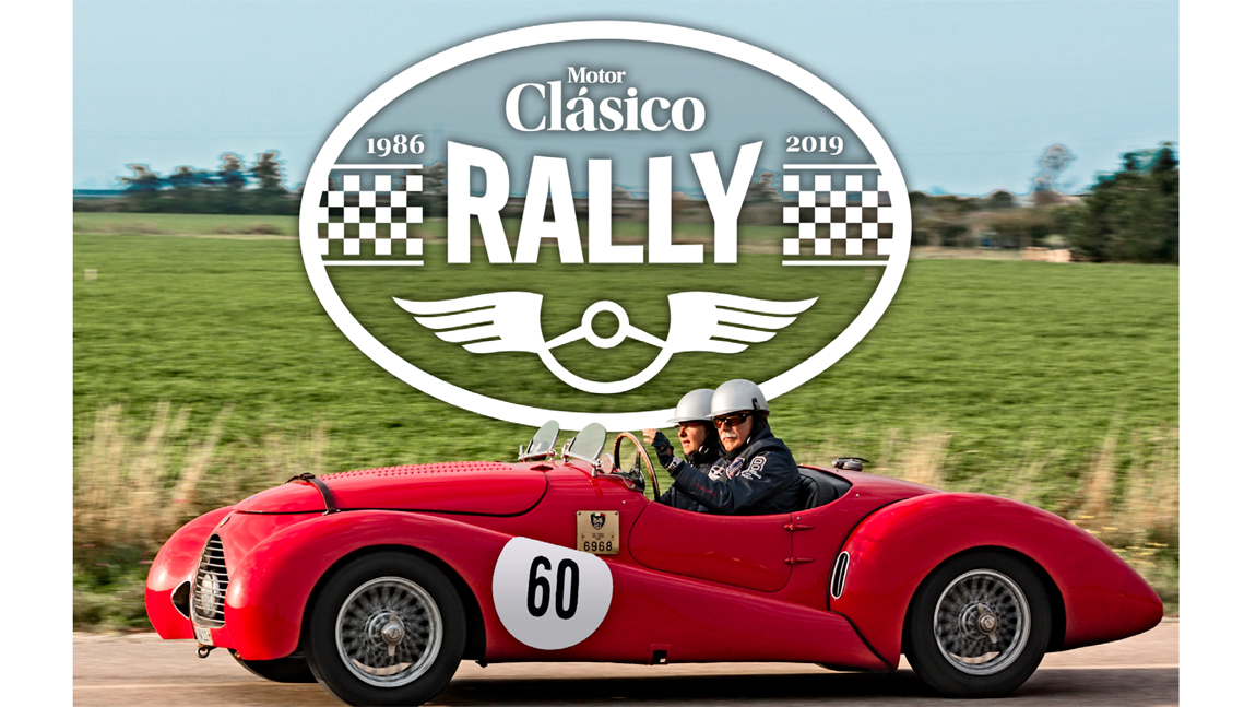 Nace Motor Clásico Rally, una ruta en la que tu coche clásico será el protagonista