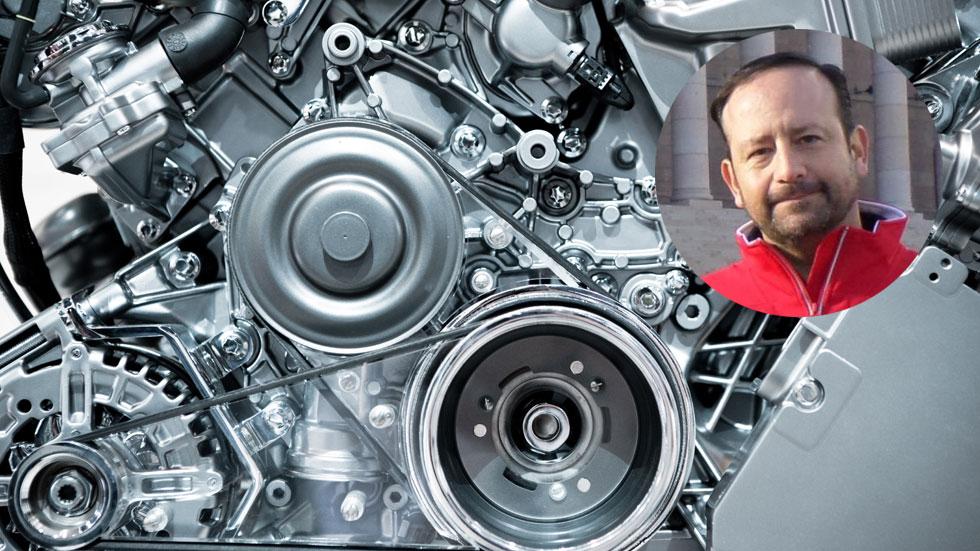 Un vasco crea un motor que rebaja el consumo a la mitad con la misma potencia