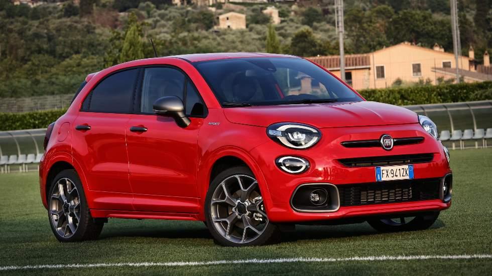 Fiat 500X Sport: fotos, datos y precio del nuevo SUV pequeño deportivo