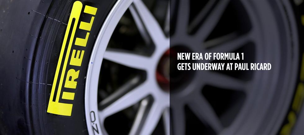Pirelli hace debutar sus neumáticos de 18 pulgadas