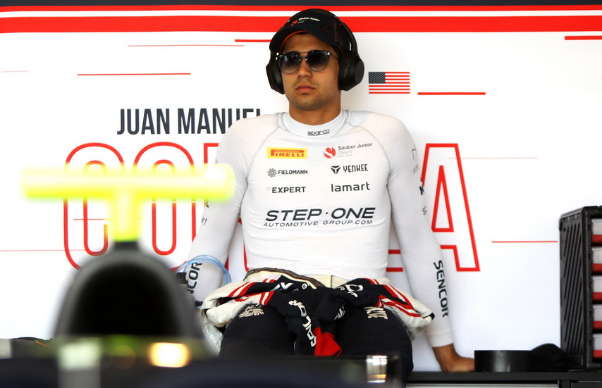 Juan Manuel Correa mejora lentamente