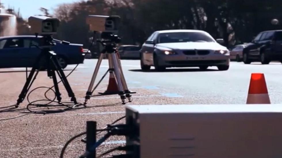 Los radares que miden la contaminación de los coches ya detectan infractores