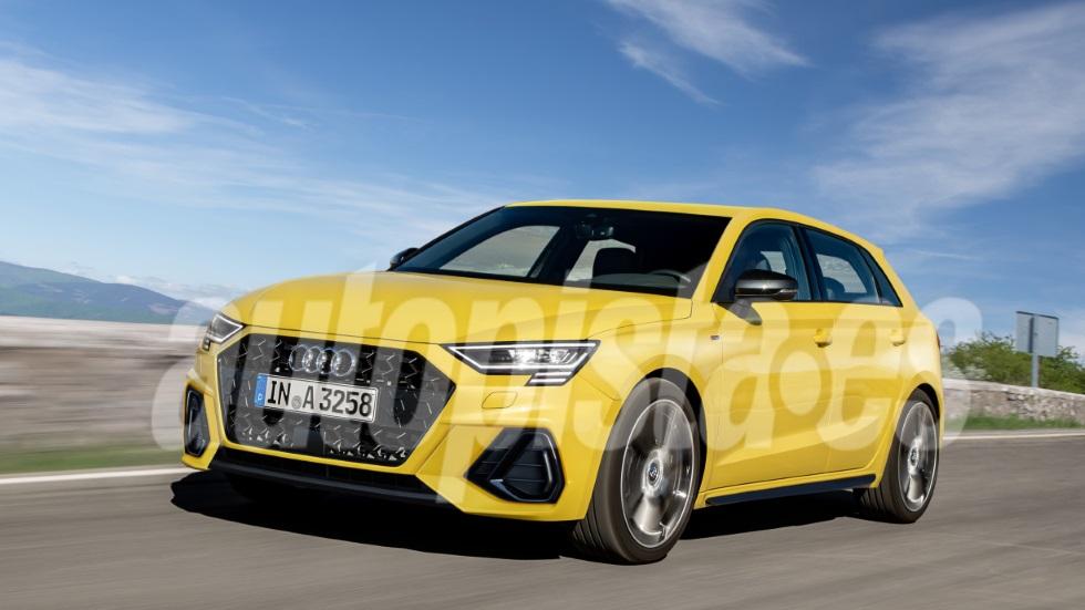 Audi A3 2020: todos los secretos del nuevo compacto que llega