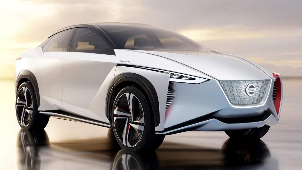 """Así será el nuevo SUV de Nissan, un """"Qashqai eléctrico"""""""