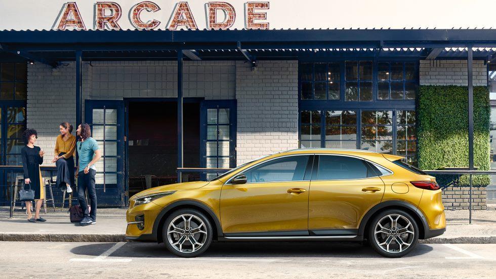 Kia XCeed: el nuevo crossover total, con lo mejor de un SUV y de un turismo (VÍDEO)