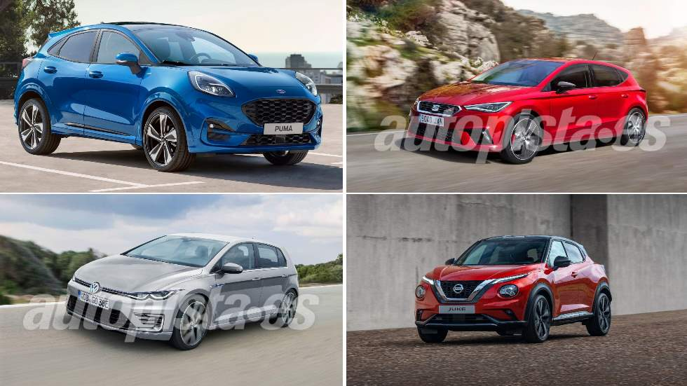 Revista Autopista 3.114: los ¡140! nuevos coches de 2019 y 2020 (Golf, León, Puma, Juke…)