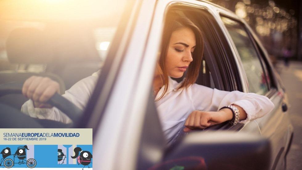 Semana de la Movilidad: ir con prisas, uno de los mayores riesgos al volante