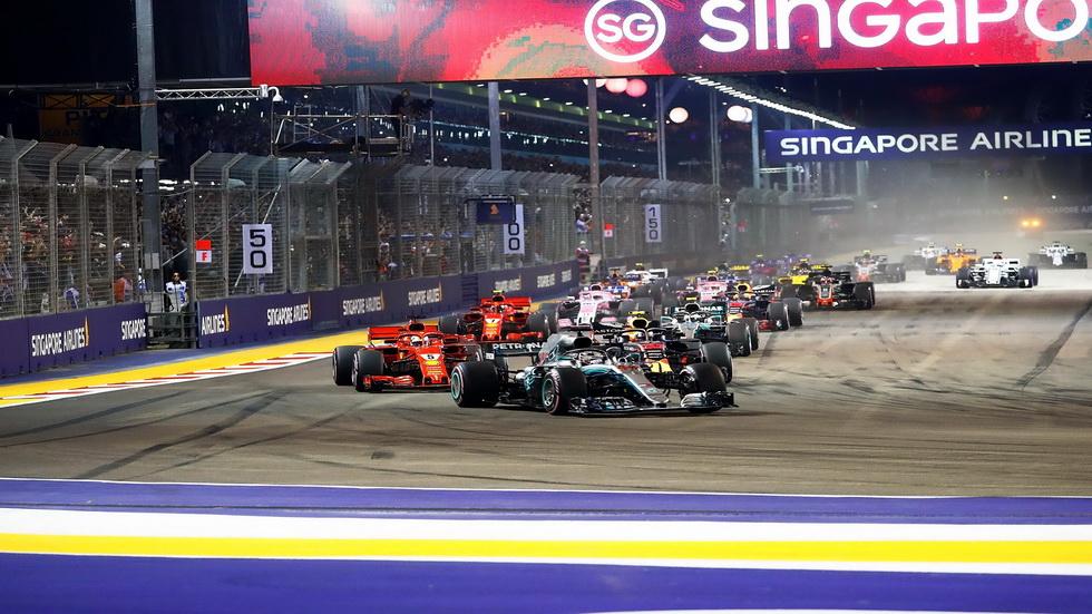 GP de Singapur de F1: los horarios de este fin de semana