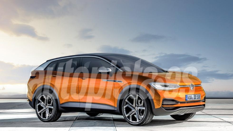 """VW ID.4: todos los secretos del nuevo """"Tiguan eléctrico"""" que llega en 2020"""