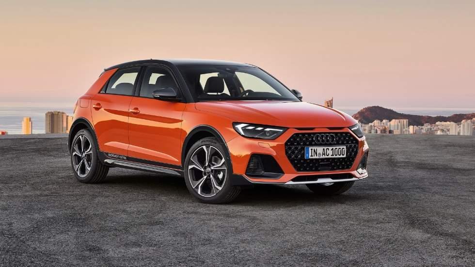 Audi A1 citycarver 2020: precios en España del nuevo utilitario con toques SUV