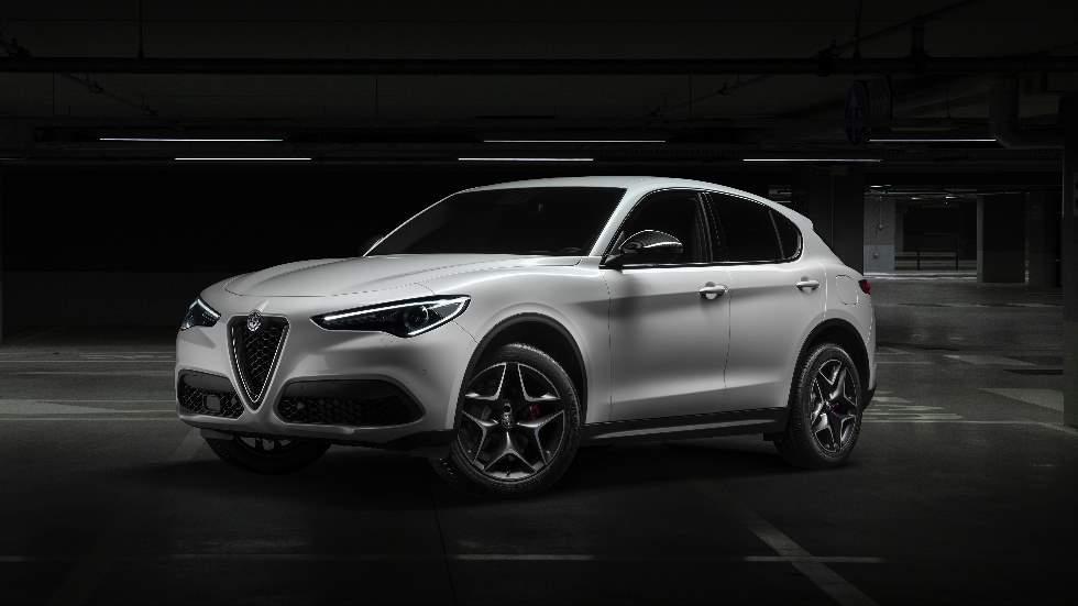 Alfa Romeo Stelvio TI: nueva edición especial deportiva para el SUV italiano