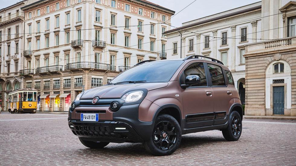 Fiat Panda Trussardi, lujo italiano desde 11.500 euros