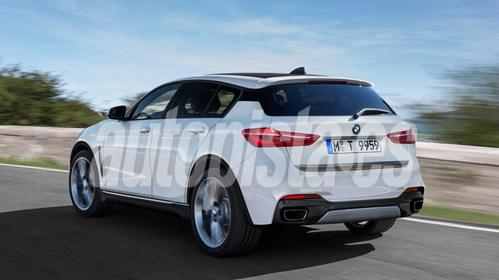 BMW Serie 2 Active Tourer 2021: el familiar tendrá sucesor y podría mutar a SUV