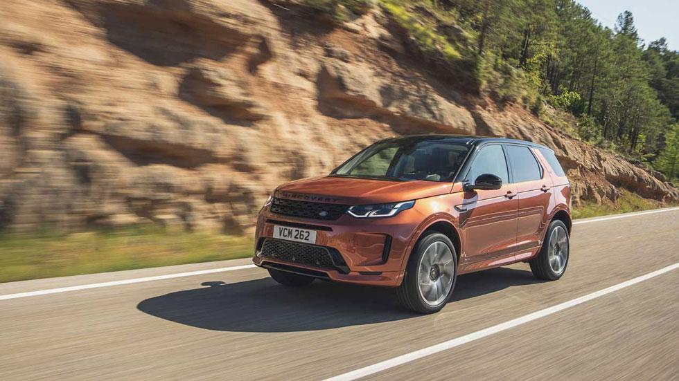 Land Rover Discovery Sport 2019: prueba, opiniones y fotos del renovado SUV medio