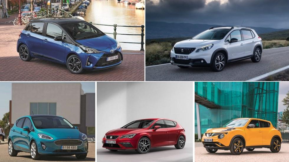 Los 10 coches más interesantes de segunda mano por menos de 12.000 euros