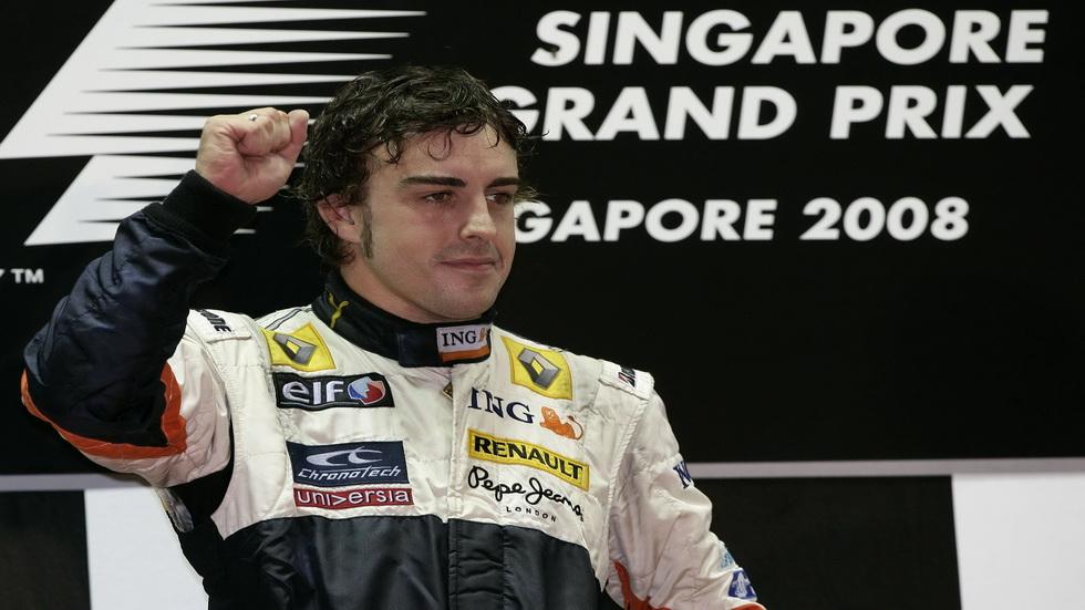 GP de Singapur: algunas cifras a tener en cuenta este fin de semana