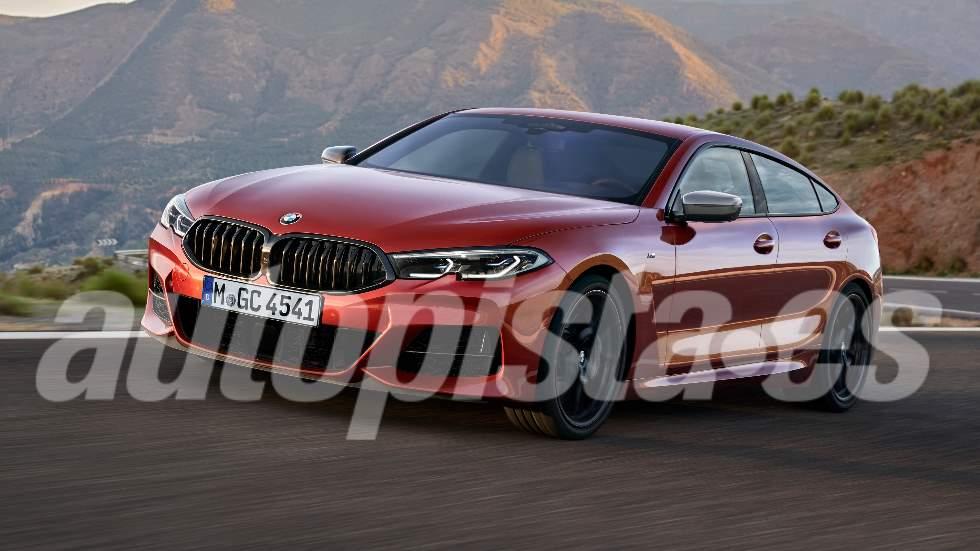 BMW Serie 4 Gran Coupé 2021: primeros datos e imagen de la nueva berlina