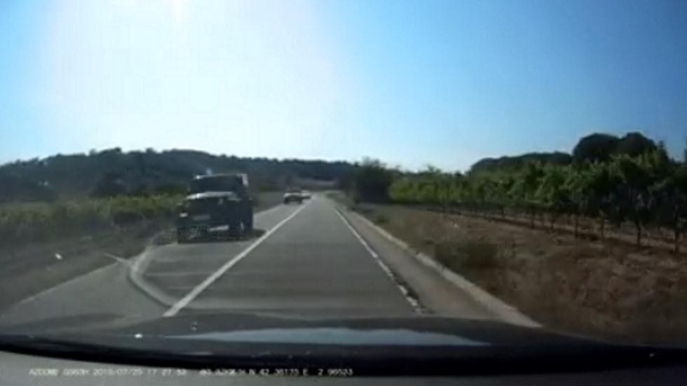 """Coches """"Espiell"""": así actúan los nuevos vehículos camuflados de la policía"""