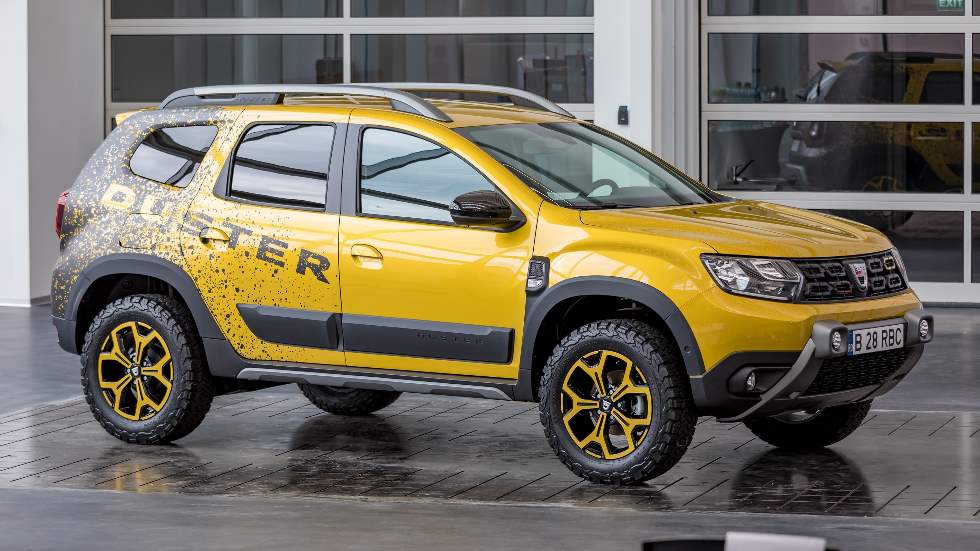 Dacia Duster: así es la versión más exclusiva y extrema del popular SUV