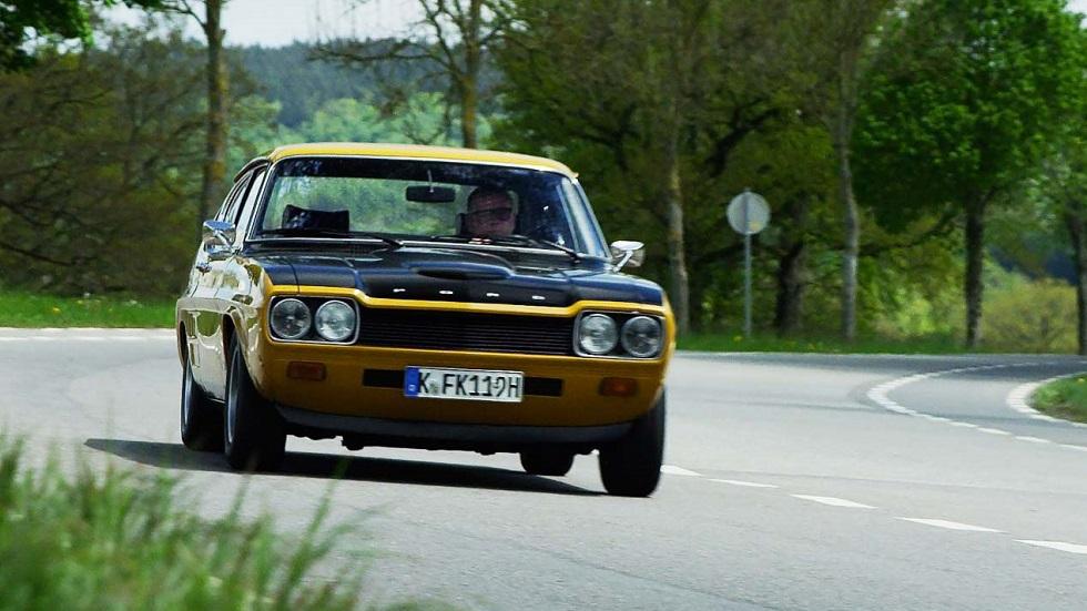 Ford Capri RS2600: fotos y datos de un deportivo mítico