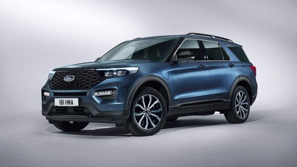 Ford Explorer PHEV: primeros precios y datos en Europa del nuevo SUV híbrido enchufable
