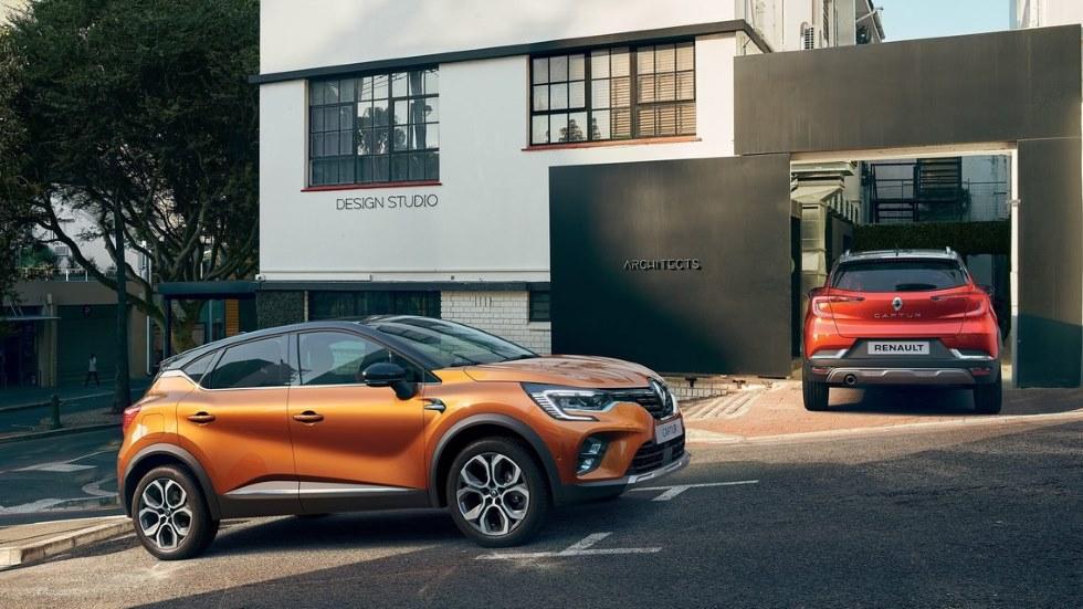 Renault Captur E-Tech 2020: el SUV híbrido enchufable estrenará la base de Mégane y Juke