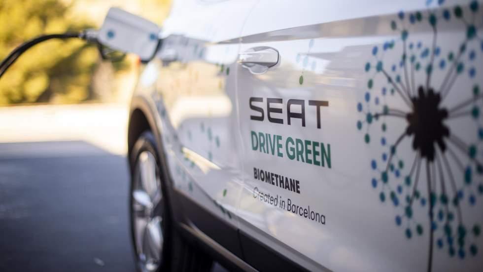 El combustible del futuro podría llegar de los vertederos: Seat ya lo prueba