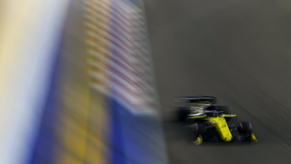 GP de Singapur de F1: Daniel Ricciardo descalificado, saldrá último