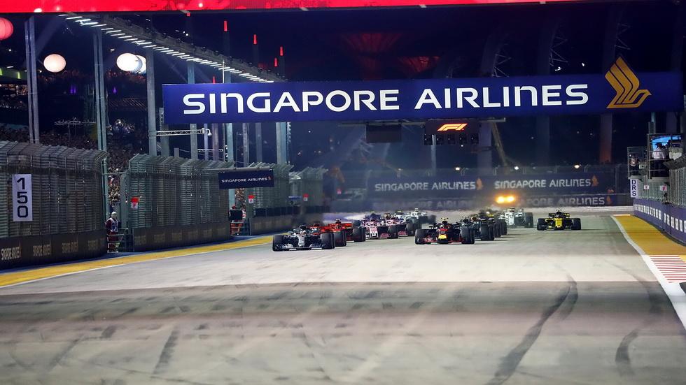 GP de Singapur de F1: las estrategias para la carrera
