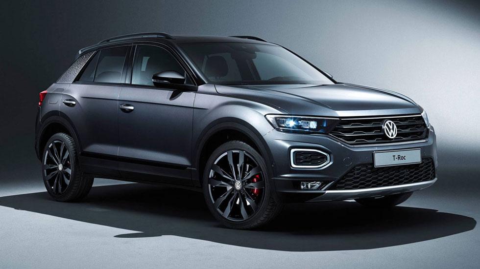 VW T-Roc 2019: las novedades para el SUV compacto