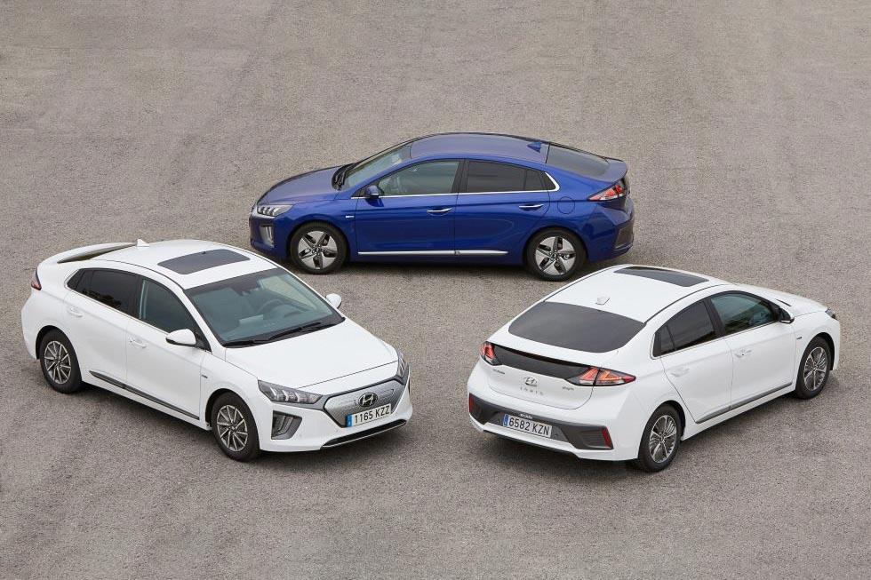 Hyundai Ioniq 2020: primera prueba y todos los precios de la berlina