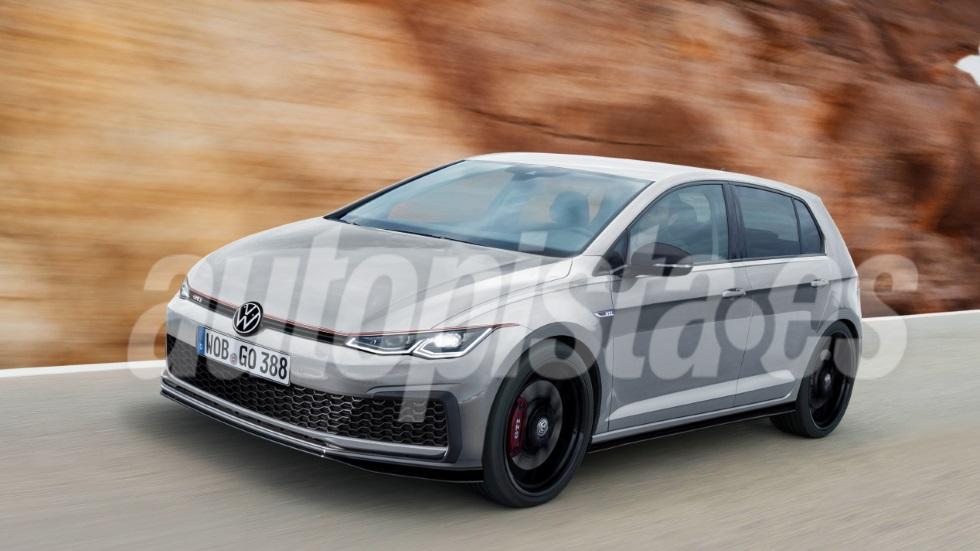 volkswagen golf gti 2021  as u00ed ser u00e1 el nuevo compacto deportivo