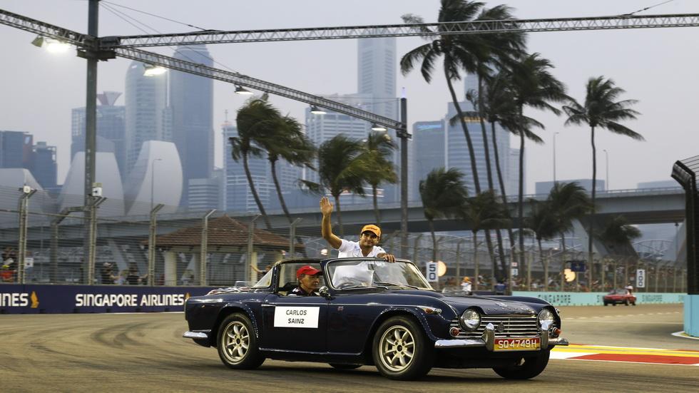 GP de Rusia de F1: Sainz confía en revertir la tendencia de no puntuar