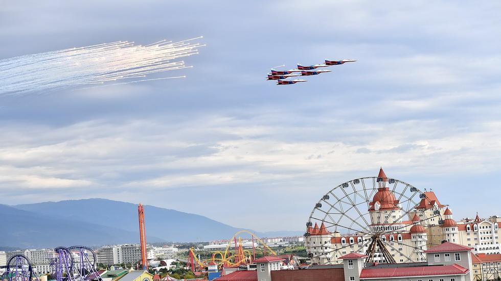GP de Rusia de F1: los horarios de este fin de semana