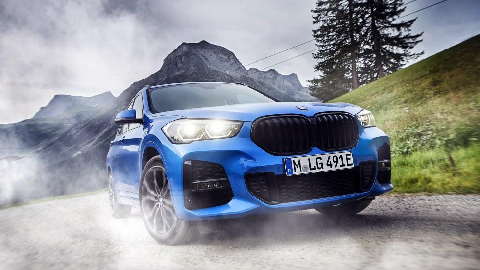 BMW X1 xDrive25e: un híbrido más para los SUV