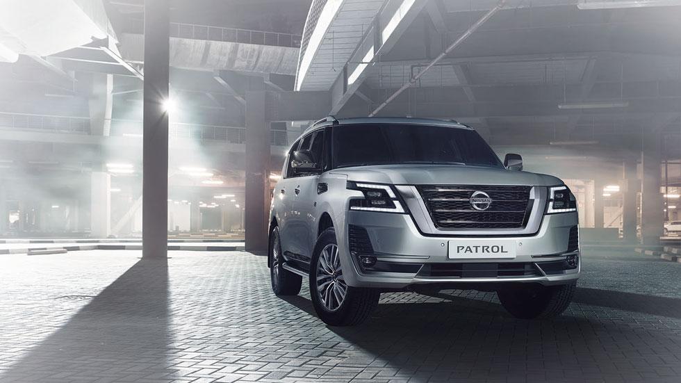 Nissan Patrol 2020: sí, todavía se vende en algunos mercados y es así…