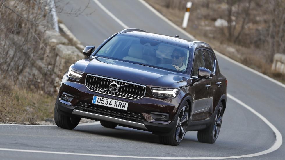 Volvo XC40 T3: probamos el SUV con su motor básico de gasolina, ¿suficiente?