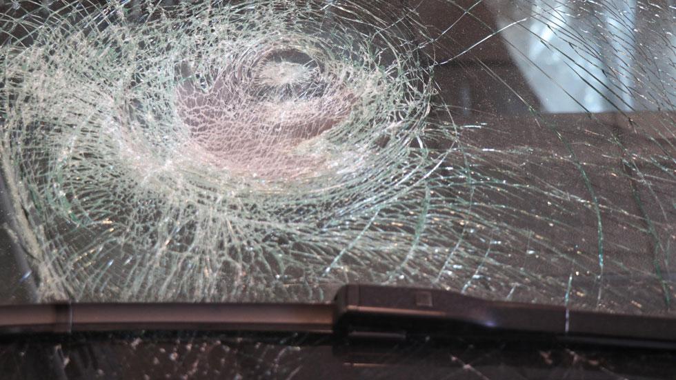 Todas las multas por no llevar los cristales y el parabrisas del coche como corresponde
