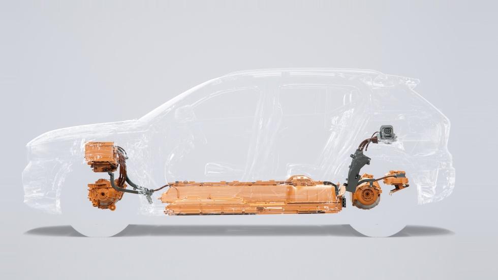 Volvo XC40 EV: el SUV estrenará su versión 100% eléctrica en octubre
