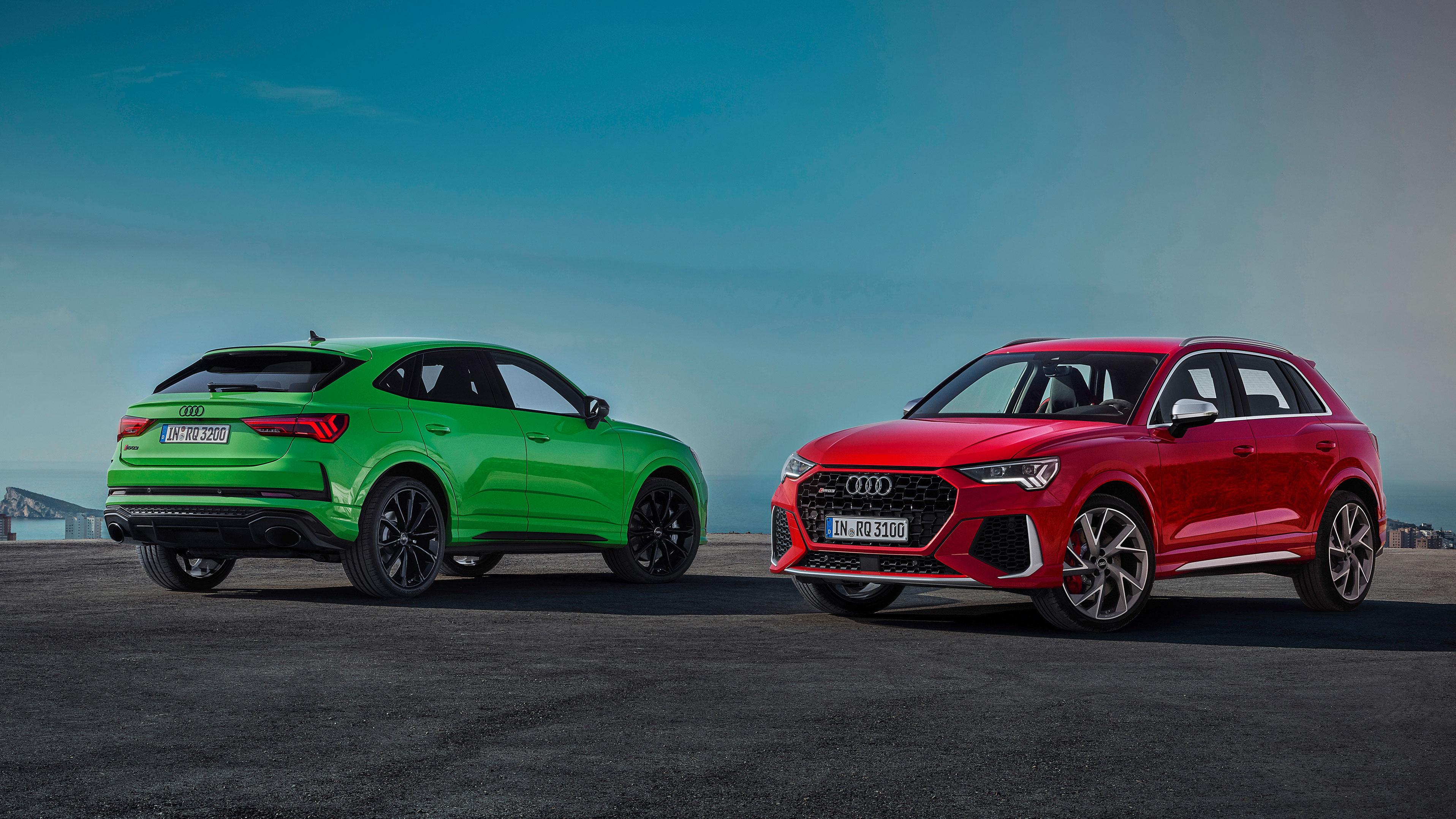 Audi RS Q3 y RS Q3 Sportback 2019: así son los nuevos SUV deportivos
