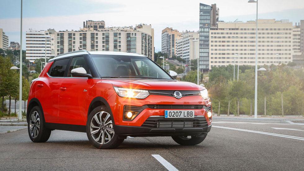 SsangYong Tivoli 2019: fotos y datos del nuevo SUV, desde 13.550 euros