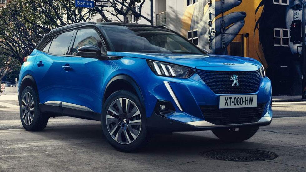 Peugeot e-2008: todos los datos para España del nuevo SUV eléctrico