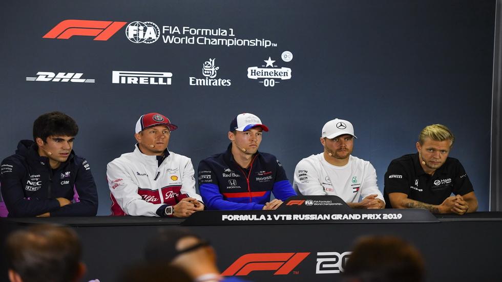 GP de Rusia de F1: varios pilotos contrarios a cambiar la calificación en 2020