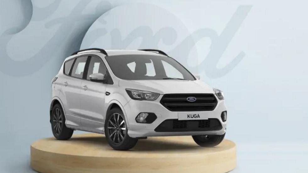 Ford Kuga 1.5 Ecoboost: el SUV, muy equipado, por 18.350 € para liquidar unidades