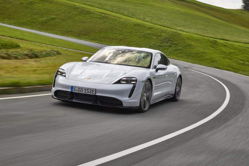 Porsche Taycan: probamos el nuevo superdeportivo eléctrico