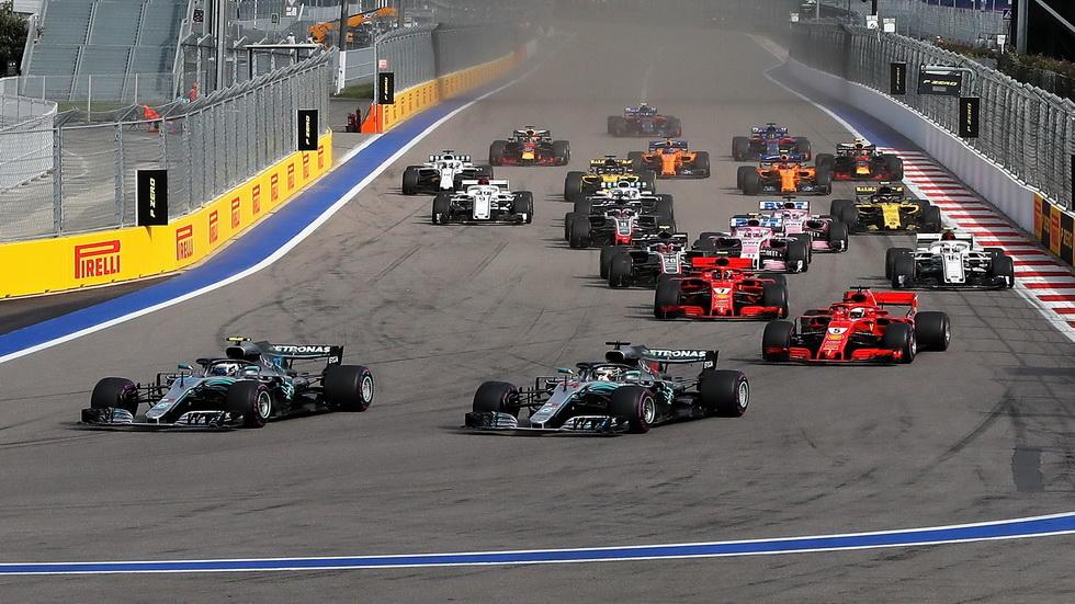 GP de Rusia de F1: las estrategias para la carrera