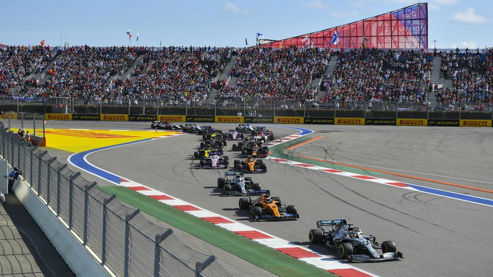 GP de Rusia de F1: Carlos Sainz regresa a los puntos, sexto en carrera